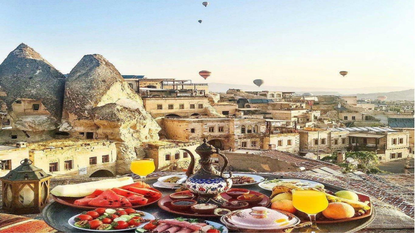 6 Dias Pacote para Istambul e Capadócia