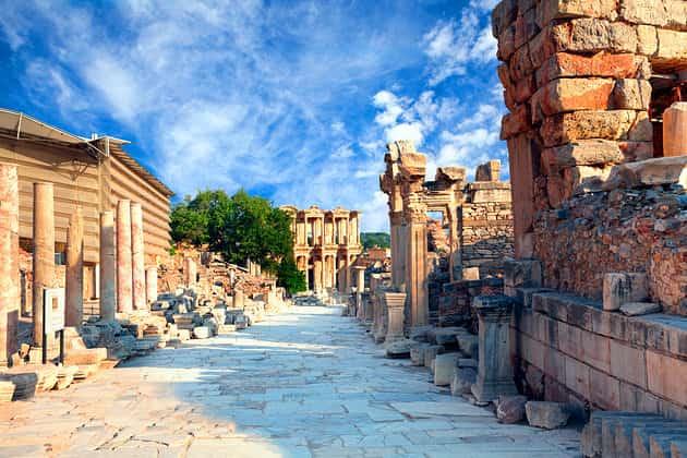 Cidade Antiga de Éfeso Turquia